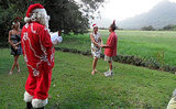 Want Santa to Officiate Your Wedding? He Will in Hawaii!