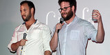 Seth Rogen And Evan Goldberg Show Up To L.A. Screening Of 'The Interview'