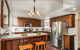 Kitchen of the Week: A Dark Kitchen Brightens Up (8 photos)