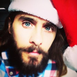 2014 Christmas Celebrity Instagram Pictures