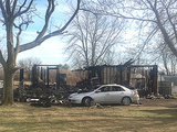 Three Children and Grandmother Die in Ohio House Fire