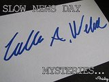 Slow News Day Mystery: Why Is This Dude's Autograph Selling On Ebay For $600?