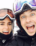 Nikki Reed Goes Skiing With Ian Somerhalder Over Holidays: Photos