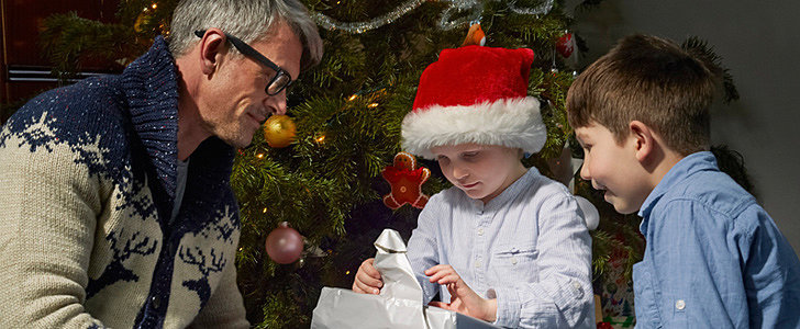 Dad to Family: Here's the Truth About Autistic Kids and the Holidays