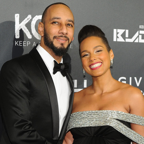 Alicia Keys Gives Birth 2014
