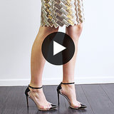 Watch: The Season's Best Party Shoes