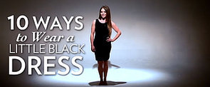 10 New Ways to Wear a Little Black Dress