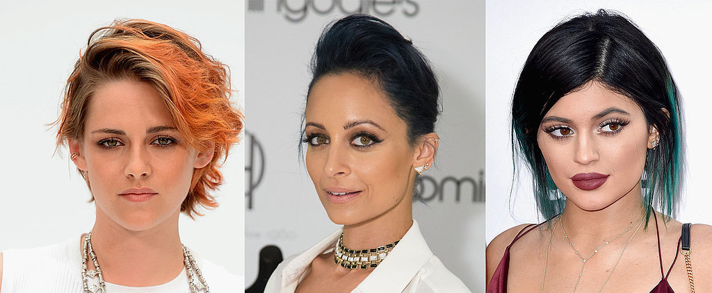 The Top Celebrity Hair Changes of 2014