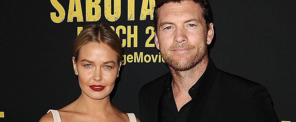 Lara Bingle Confirms She Is Married to Sam Worthington