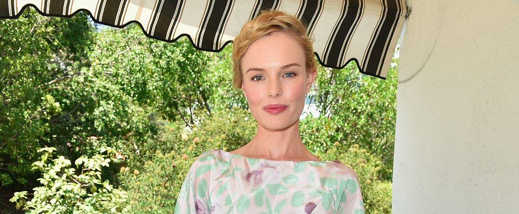 Birthday Girl Kate Bosworth Is the Poster Child For Effortlessly Cool Style