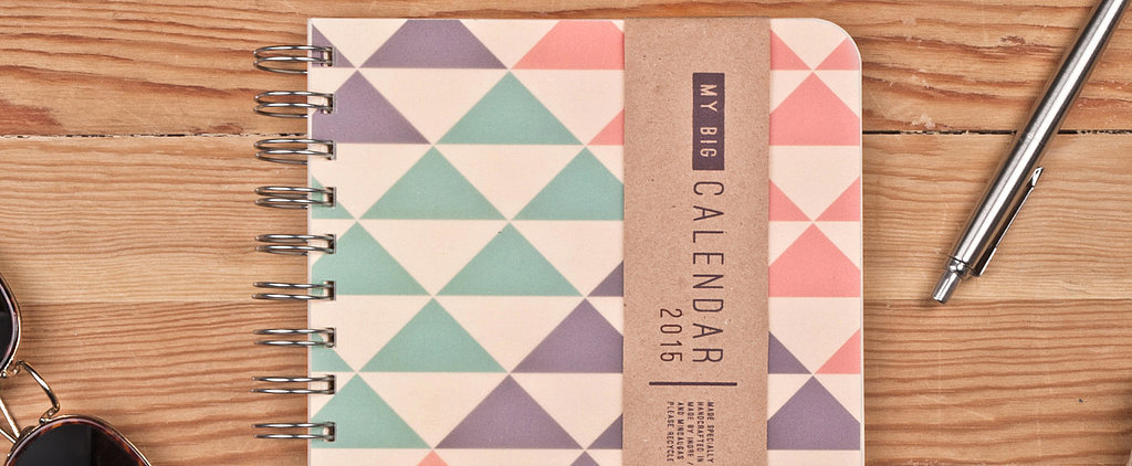 22 Stylish Agendas For a Well-Planned 2015