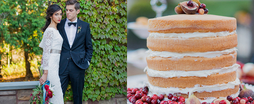 You'll Welcome a Winter Wedding After Seeing This Photo Shoot