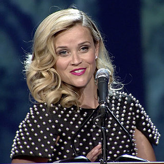 "Reese Witherspoon: ""Sometimes It's Not Awesome to Meet the People You Really Admire"""