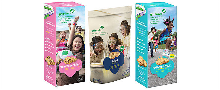Freak Out Over 3 New Girl Scouts Cookie Flavors