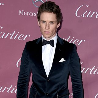 Suit Porn Provided by GQ's Best Dressed Man, Eddie Redmayne