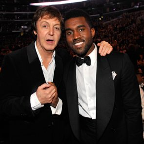 Kanye West and Paul McCartney Only One Song Tweets