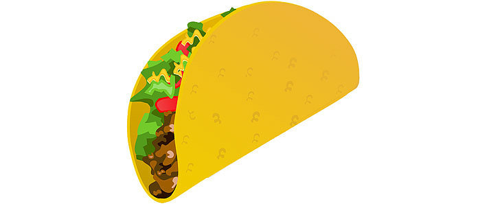 Taco Bell Petitions For a Taco Emoji