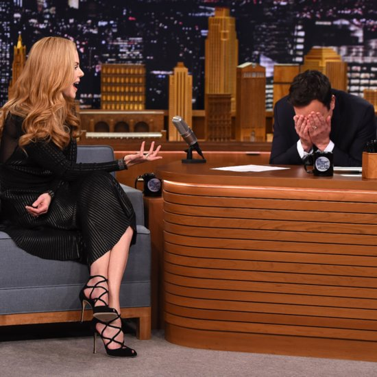 Jimmy Fallon Finds Out That He Totally Had a Chance With Nicole Kidman