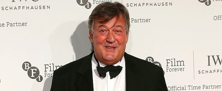 British Funnyman Stephen Fry Is Getting Married