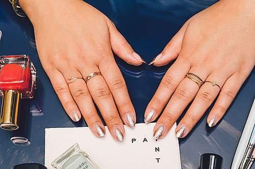 Sophistcated Nail Art From Posh NYC Salon Paintbox