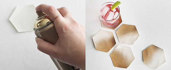 14 DIY Coasters That Don't Look Homemade