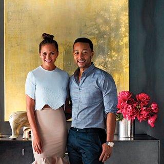 John Legend and Chrissy Teigen's New York Home