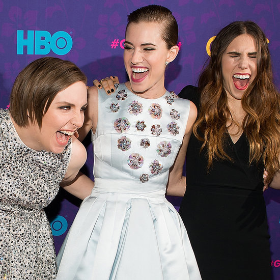 Pictures of the Cast of Girls HBO