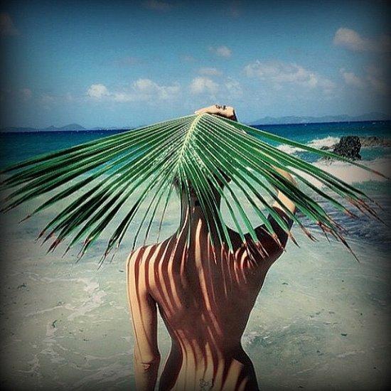Stylish Celebrity Instagram photos January 2015