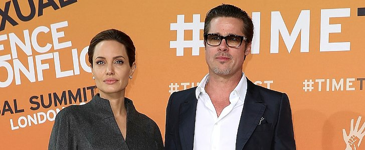 Brad and Angelina Will Meet Pope Francis at the Vatican