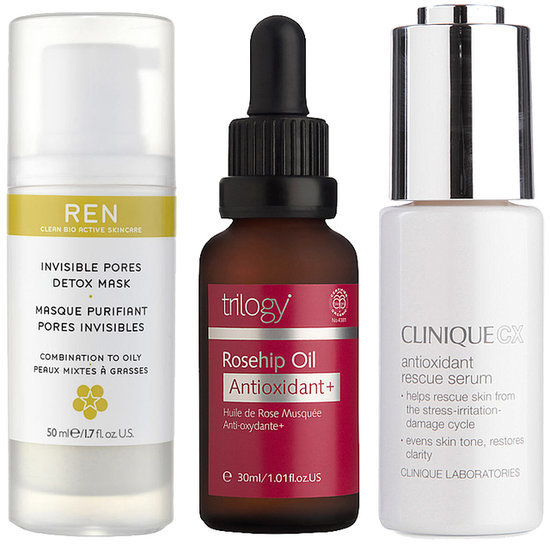 Best Antioxidant and Detox Skin Care Products