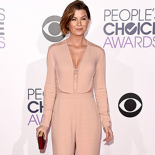 2015 People's Choice Awards Red Carpet Dresses