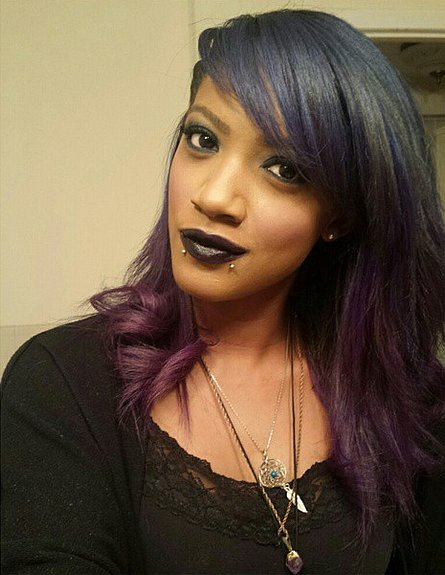 Purple-Gray Haze