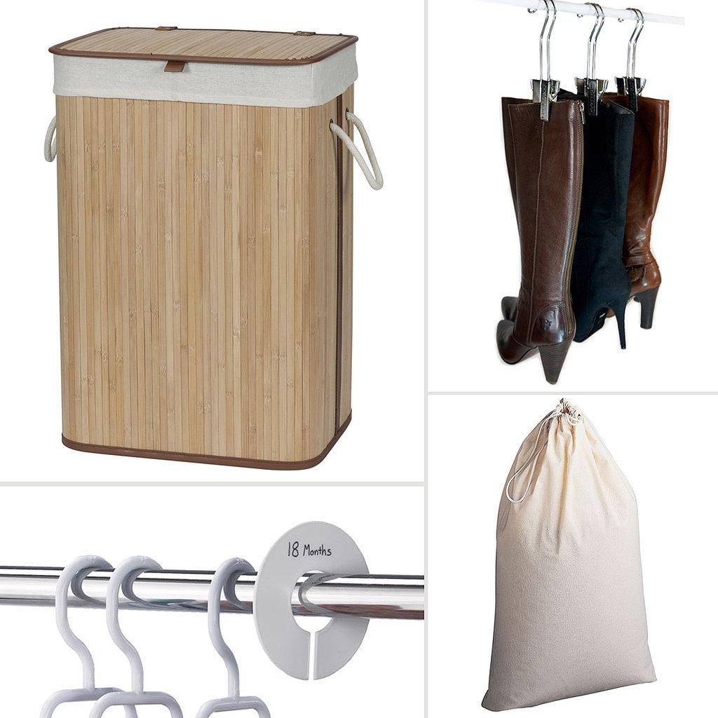 Simple Closet Organizing Tips