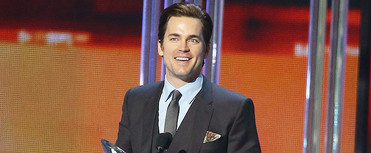 Attention White Collar Fans, Matt Bomer Spoke Directly to You