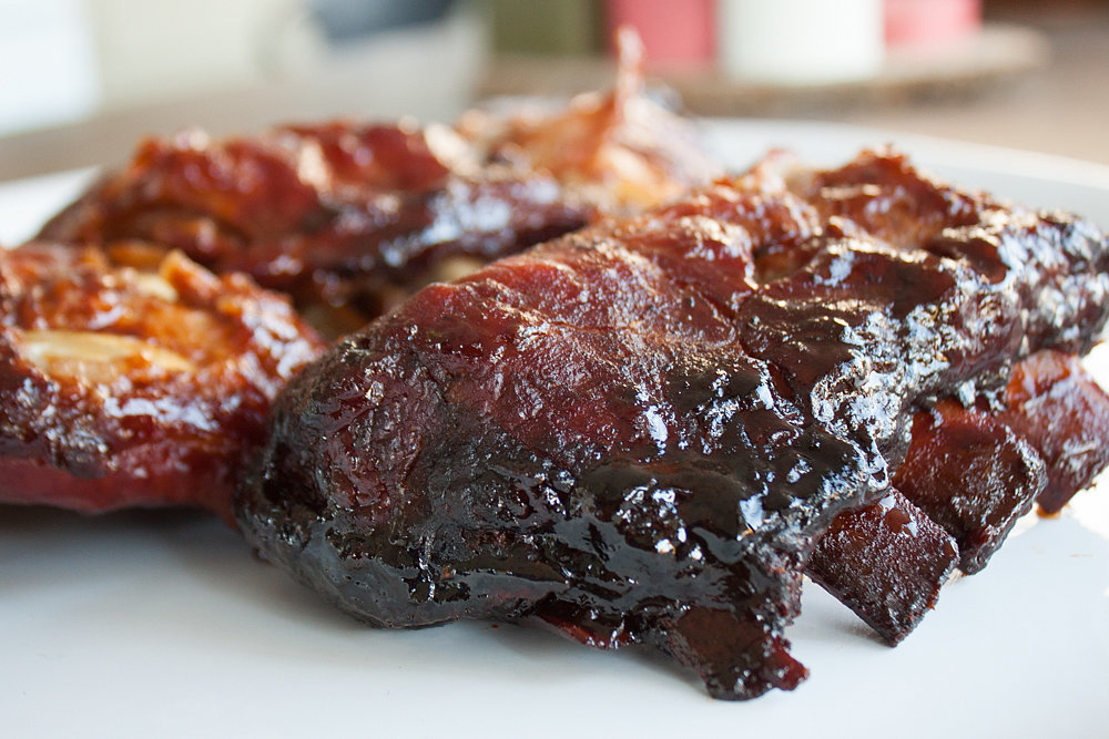The Easiest BBQ Ribs
