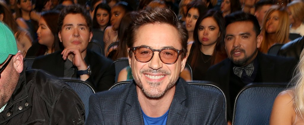 Watch Robert Downey Jr. Give His Speech at the People's Choice Awards