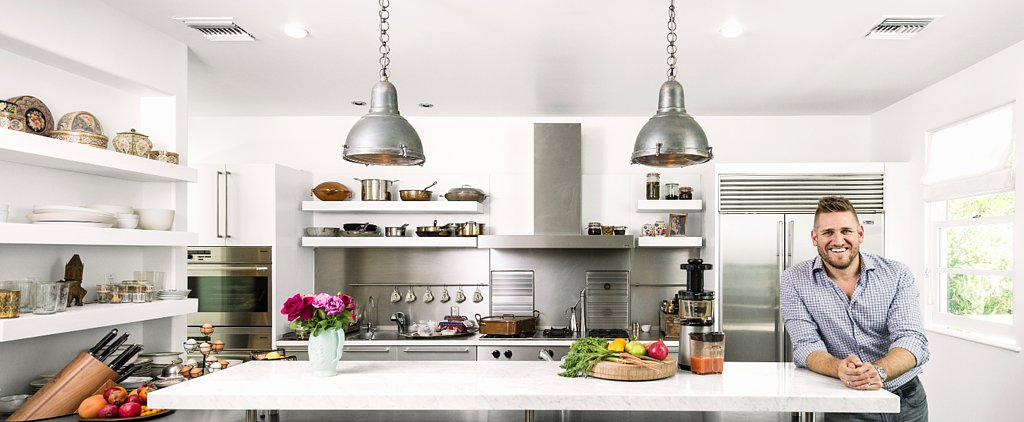 Peek Inside the Kitchen of Food Network Star Curtis Stone