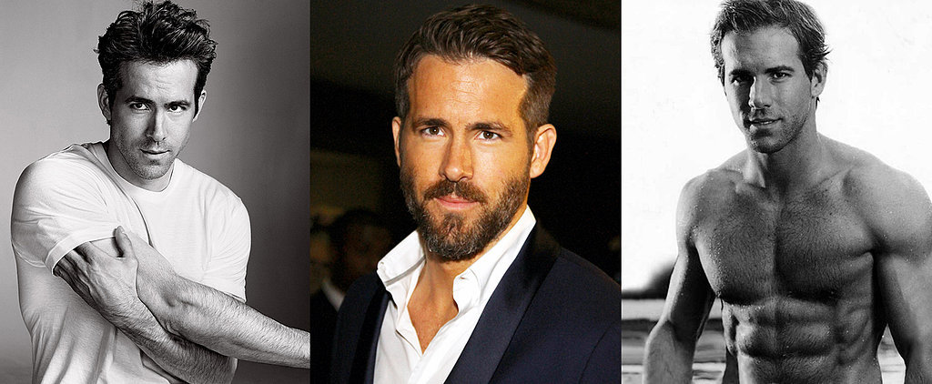 So Many Sexy Ryan Reynolds Snaps You May Not Be Able to Deal