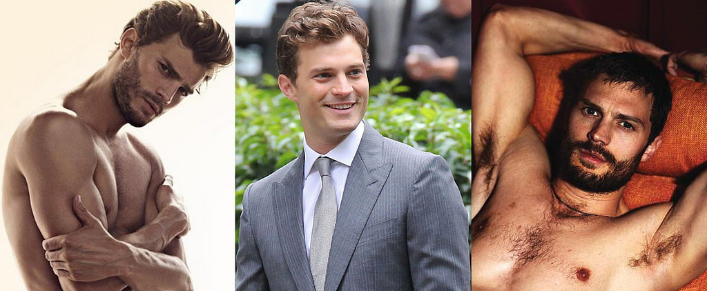 Every Angle of Jamie Dornan's Sexy Body