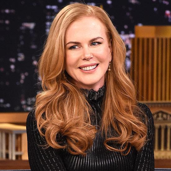 Nicole Kidman Explains Her Date With Jimmy Fallon
