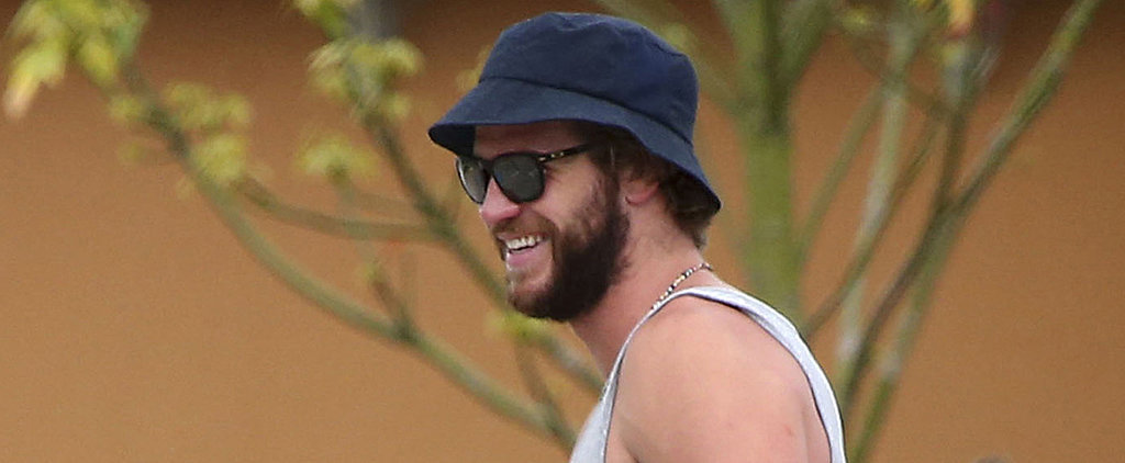 It's Safe to Say Liam Hemsworth Looks Hot No Matter What