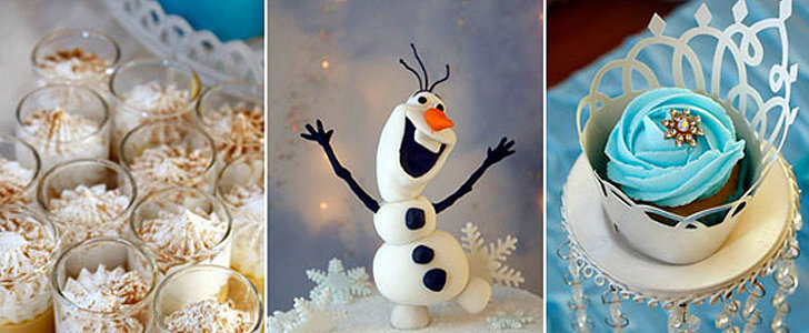 Frozen Olaf-Themed Birthday Party