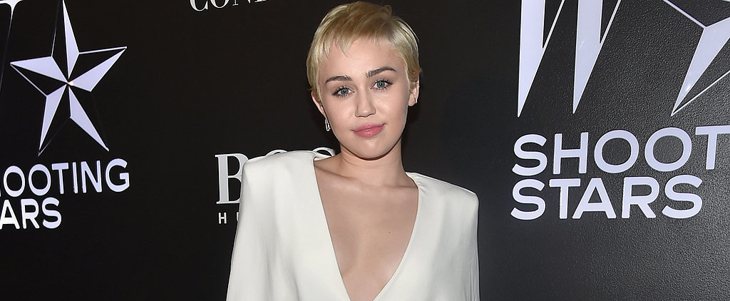 Just Try Not to Stare as Miley Cyrus Channels Elvis Presley
