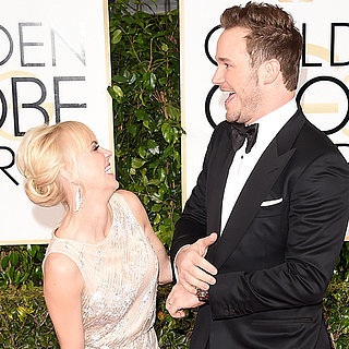 Chris Pratt and Anna Faris Really Couldn't Be Cuter
