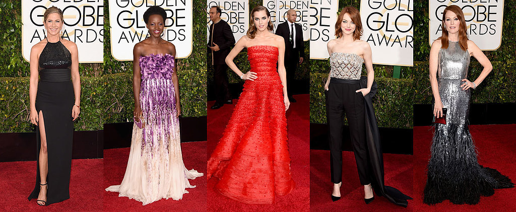 Vote For the Golden Globes Best Dressed!