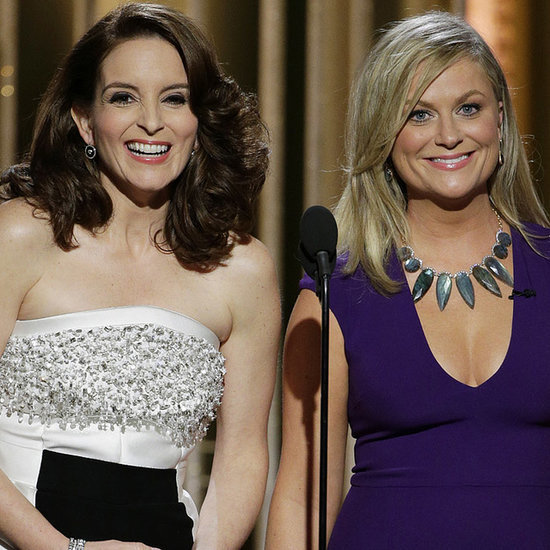 Amy Poehler and Tina Fey's Golden Globes Monologue 2015