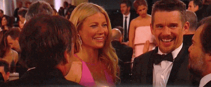 Gwyneth Paltrow Pulled Another Golden Globes Sneak Attack
