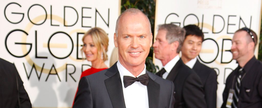 Mr. Mom Is the Best Dad Ever: Watch His Golden Globes Acceptance Speech