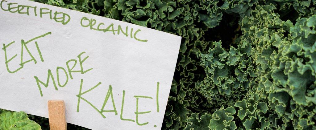 POPSUGAR Shout Out: All Aboard the Kale Bandwagon!