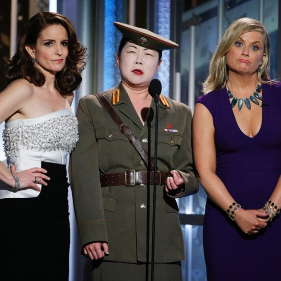 Did Margaret Cho's Golden Globes Bit Go Too Far?